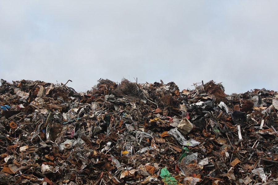 Smaltimento rifiuti da costruzione